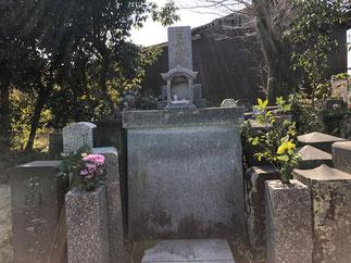 無縁精霊墓